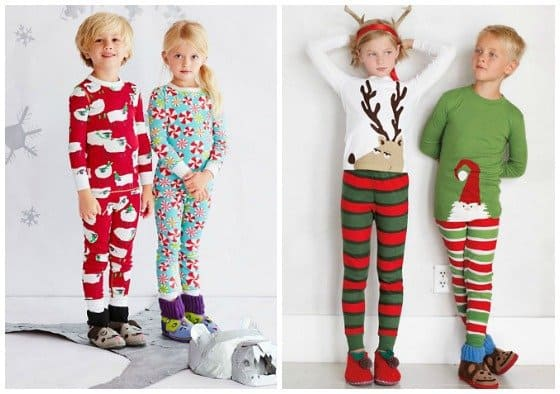 93ad5b6d9 Cutest Holiday Pajamas For Kids » Daily Mom