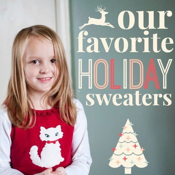 Our Favorite Festive Holiday Sweaters 1 Daily Mom Parents Portal