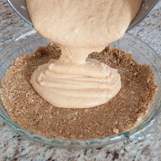 Pumpkin Swirl Cheesecake 3 Daily Mom Parents Portal