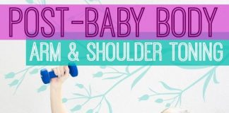 Post Baby Body Arm And Shoulder Toning