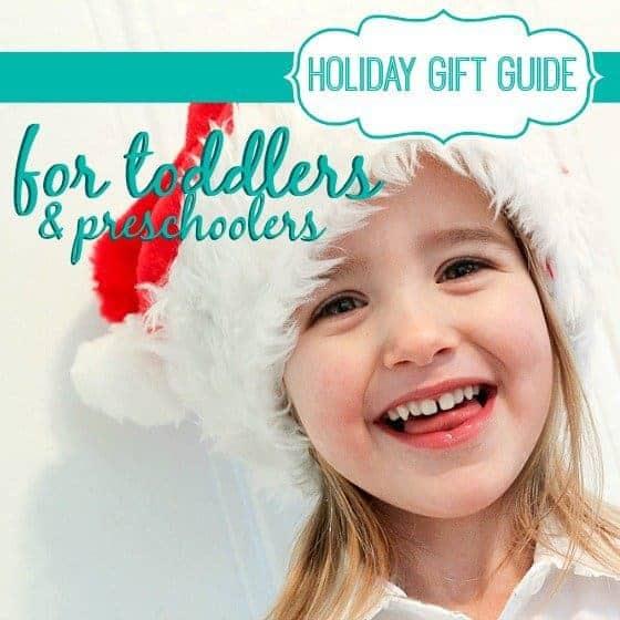 Toddler Preschooler Holiday Gift Guide 4