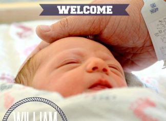 Welcome William Jacob!