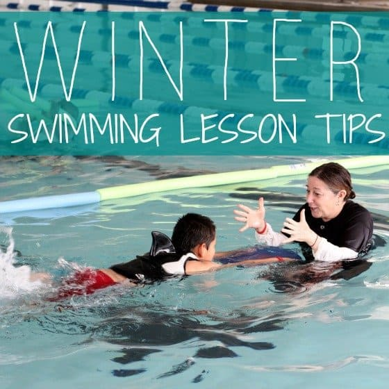 Winter Swimming Lesson Tips 1 Daily Mom Parents Portal