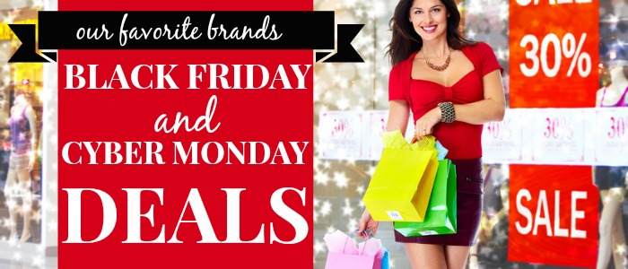 Black Friday and Cyber Monday Deals from Daily Mom