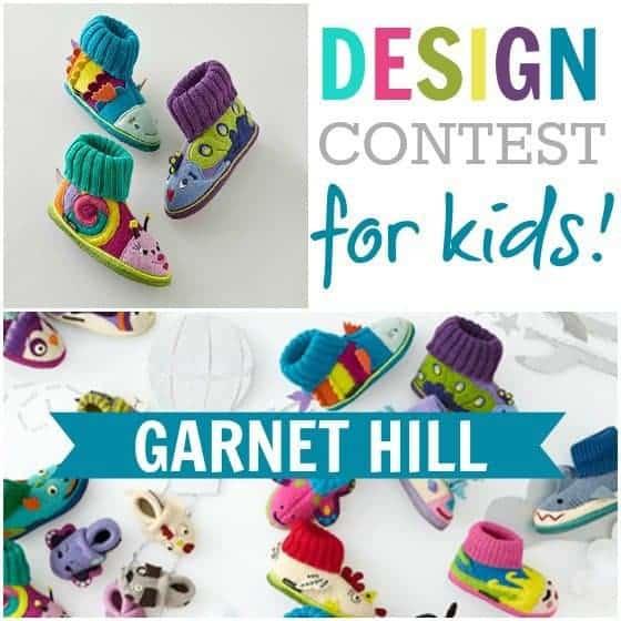 design contest for kids garnet hill