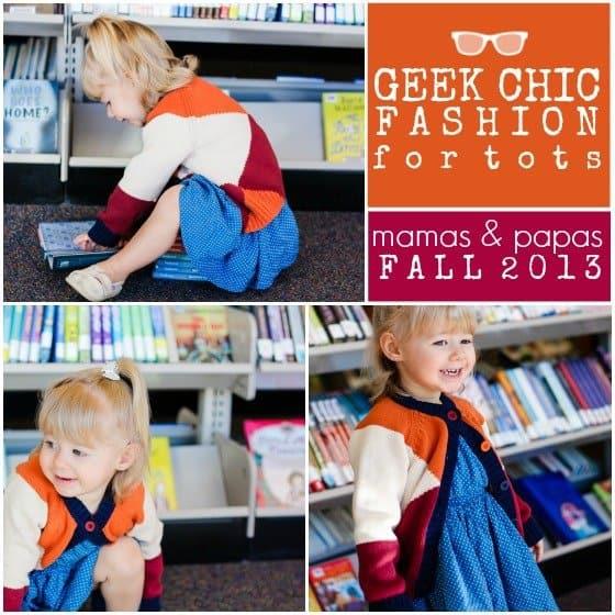 Geek Chic Fashion for Tots: Mamas & Papas Fall 2013 1 Daily Mom Parents Portal