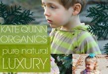Kate Quinn Organics - Pure, Natural Luxury