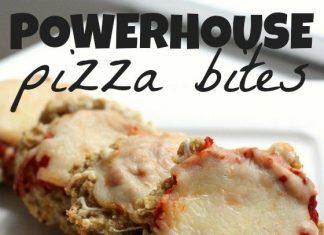 Powerhouse Pizza Bites