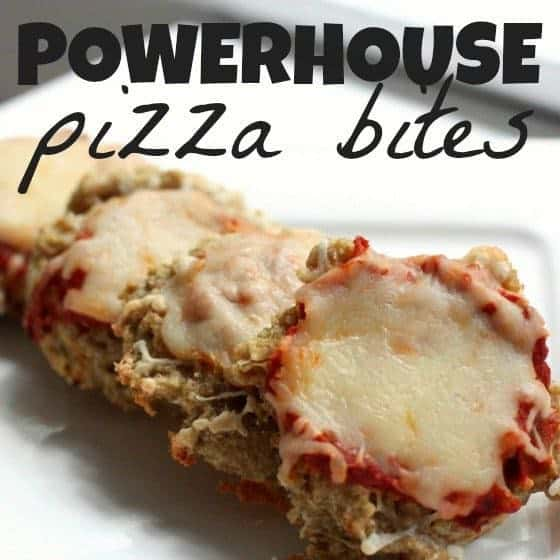 Powerhouse Pizza Bites