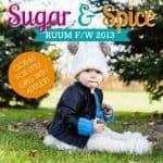 Ruum Fall/winter 2013 - Sugar & Spice