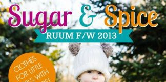 Ruum Fall/winter 2013 - Sugar & Spice