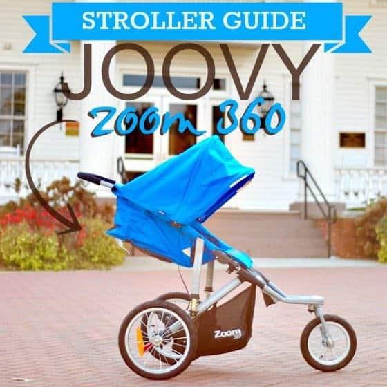 Stroller Guide: Joovy Zoom 360