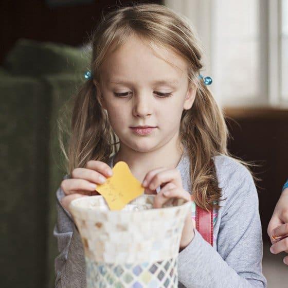 Family Tradition: Thankful Jar 4 Daily Mom Parents Portal