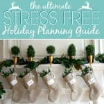 Stress-free Holiday Planning Guide (day By Day)