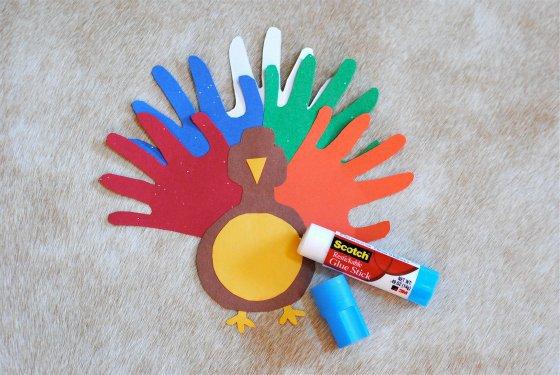 Handprint Turkeys: A Thanksgiving Family Tradition 3 Daily Mom Parents Portal