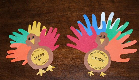 Handprint Turkeys: A Thanksgiving Family Tradition 5 Daily Mom Parents Portal
