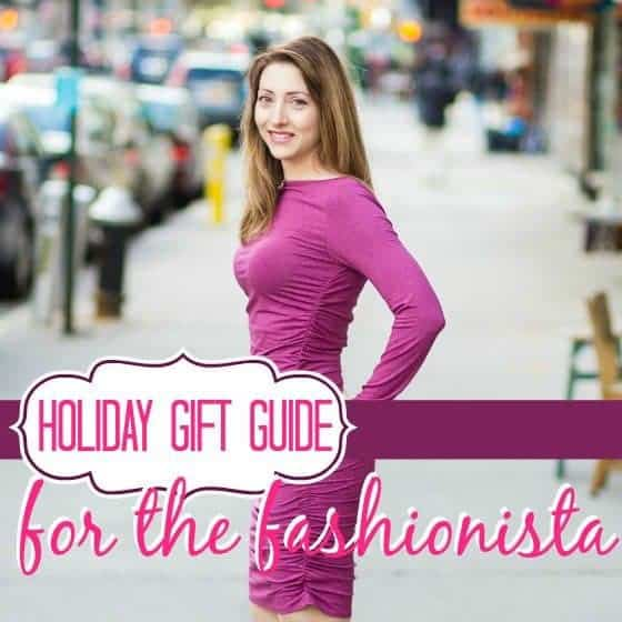 Fashionista: Holiday Gift Guide