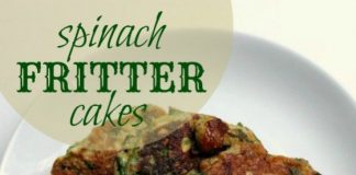 Spinach Fritter Cakes