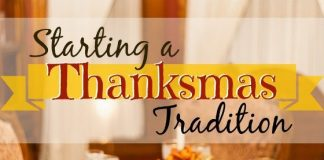 Starting A Thanksmas Tradition