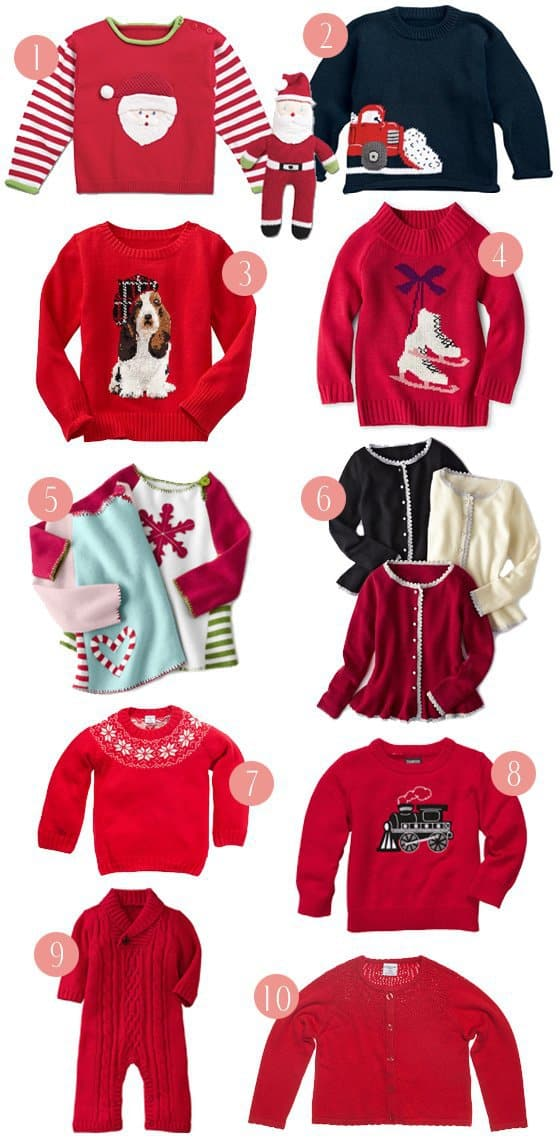 Our Favorite Festive Holiday Sweaters 2 Daily Mom Parents Portal