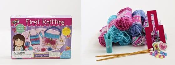 galt knitting kit