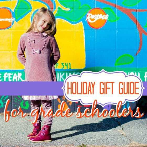 Holiday Gift Guide for Gradeschoolers 1 Daily Mom Parents Portal