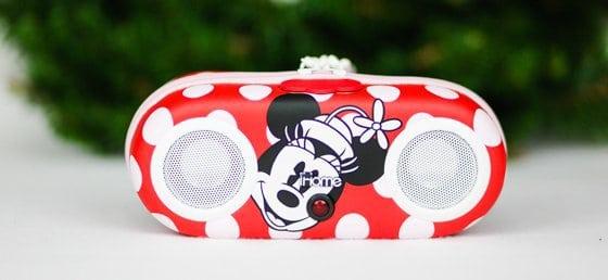 Minnie speaker case