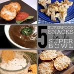 5 Superfood Snacks For Super Bowl