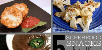 5 Superfood Snacks For Super Bowl