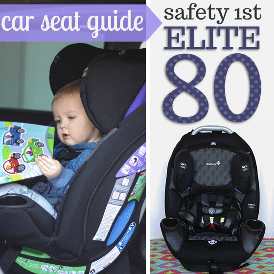 Car Seat Guide: Safety 1st Elite 80 1 Daily Mom Parents Portal