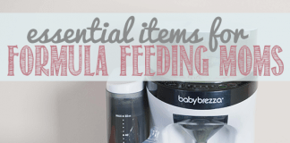 Essential Items For Formula Feeding Moms2