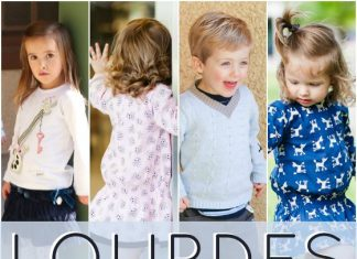 Lourdes: Winter Designs For Kids