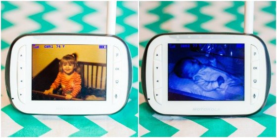 Baby Monitor Guide: Motorola MBP36 4 Daily Mom Parents Portal