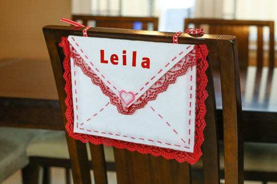 DIY No-Sew Valentine Chair Envelope 7 Daily Mom Parents Portal