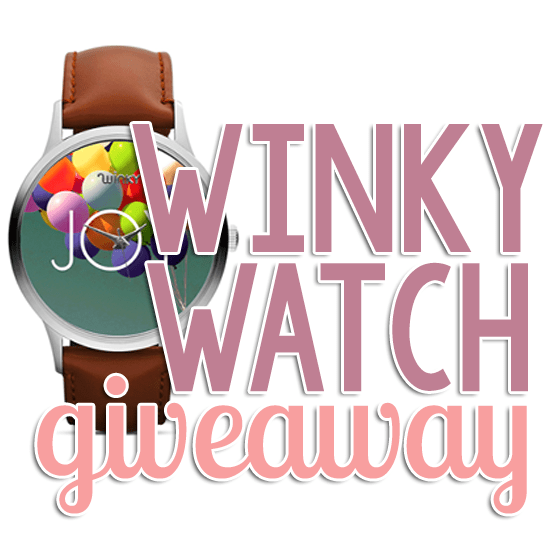 """Winky Design """"Words of Wisdom"""" Watch Giveaway 1 Daily Mom Parents Portal"""