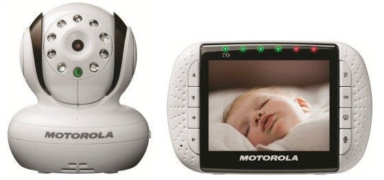 Baby Monitor Guide: Motorola MBP36 2 Daily Mom Parents Portal