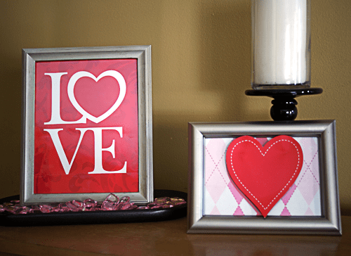 DIY Valentine's Day Decor 4 Daily Mom Parents Portal