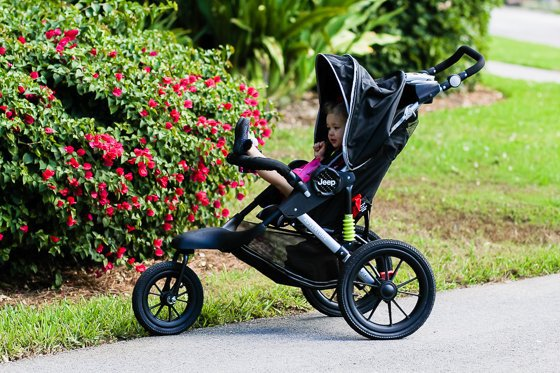 Stroller Guide: Jeep Jogger Adventure Stroller 1 Daily Mom Parents Portal