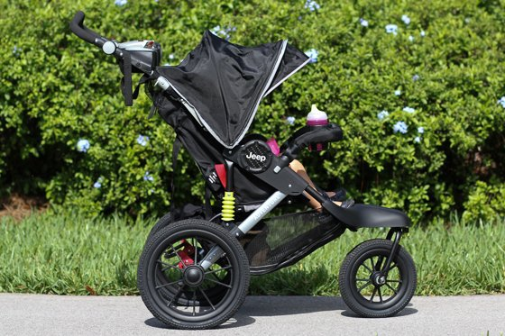 Stroller Guide: Jeep Jogger Adventure Stroller 9 Daily Mom Parents Portal