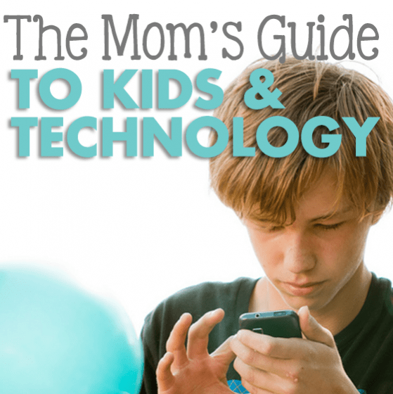 The Mom's Guide to Kids and Technology 1 Daily Mom Parents Portal