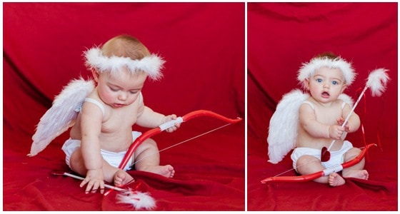 Fun & Easy Valentine's Day Photoshoots to Do with Your Kids 4 Daily Mom Parents Portal