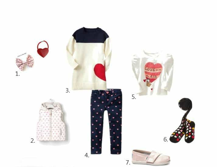 Sweet & Lovable Valentine's Day Outfits 4 Daily Mom Parents Portal