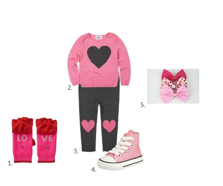 Sweet & Lovable Valentine's Day Outfits 3 Daily Mom Parents Portal