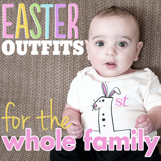 Easter Outfits for the Whole Family 1 Daily Mom Parents Portal