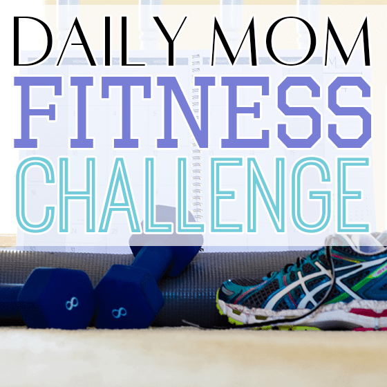 Daily Mom Fitness Challenge