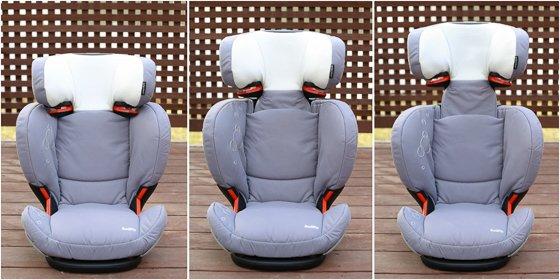 Car Seat Guide: Maxi-Cosi RodiFix Booster 9 Daily Mom Parents Portal