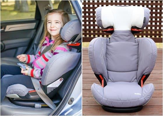 Car Seat Guide: Maxi-Cosi RodiFix Booster 2 Daily Mom Parents Portal