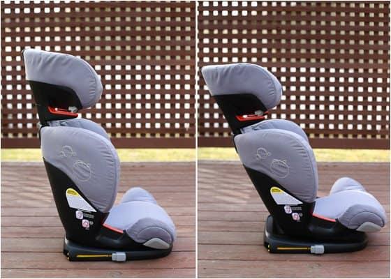 Car Seat Guide: Maxi-Cosi RodiFix Booster 5 Daily Mom Parents Portal