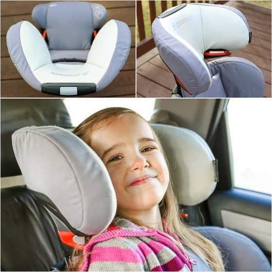 Car Seat Guide: Maxi-Cosi RodiFix Booster 3 Daily Mom Parents Portal