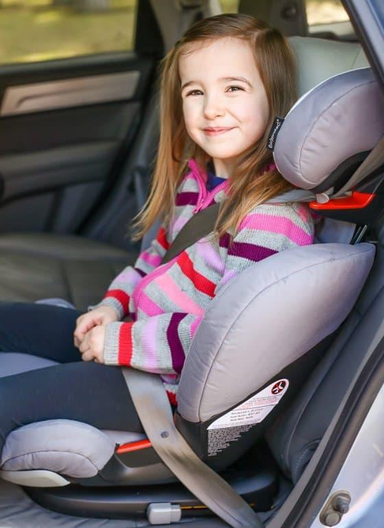 Car Seat Guide: Maxi-Cosi RodiFix Booster 12 Daily Mom Parents Portal